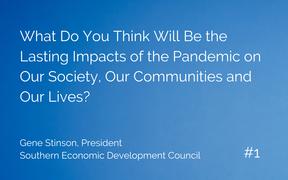 Post-Pandemic Recovery - Gene Stinson