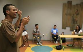 The spoken word: Poetry project gains momentum in Danville