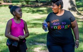 Program, culture change create path to healthy lifestyle