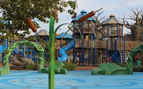 Great parks help define strong societies