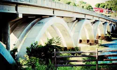 Bridge & Dan River